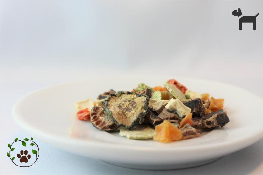 Gemüseeintopf - Ideale Beilage beim BARF