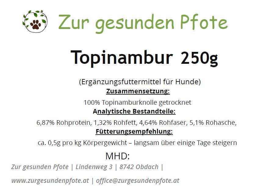 Topinambur - Gesunde Kohlehydrate