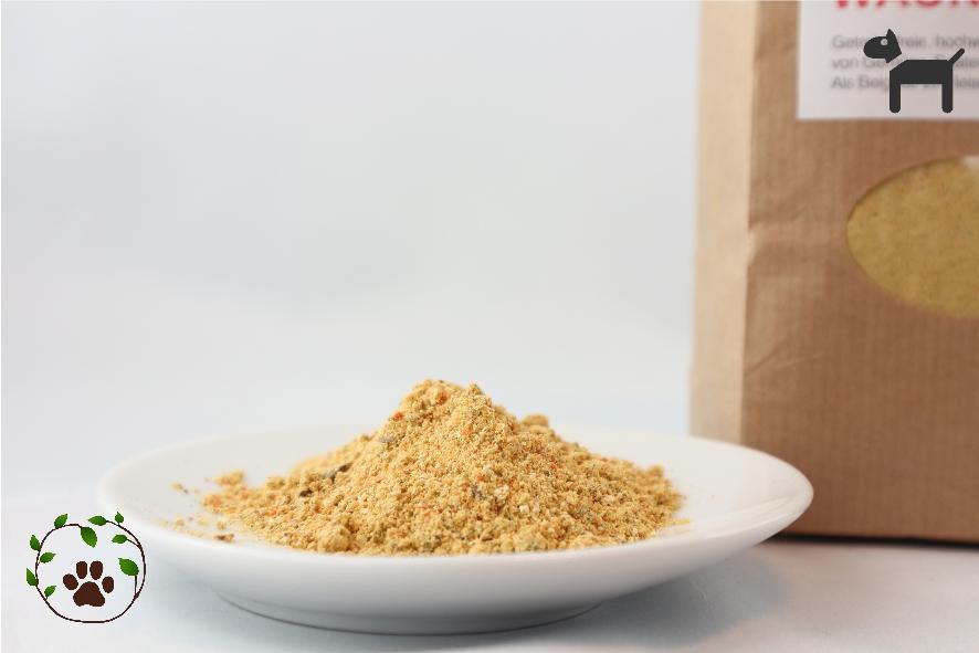 Waunam N°2 - Gemüse-Kräutermischung nach TCM - mit Kürbis