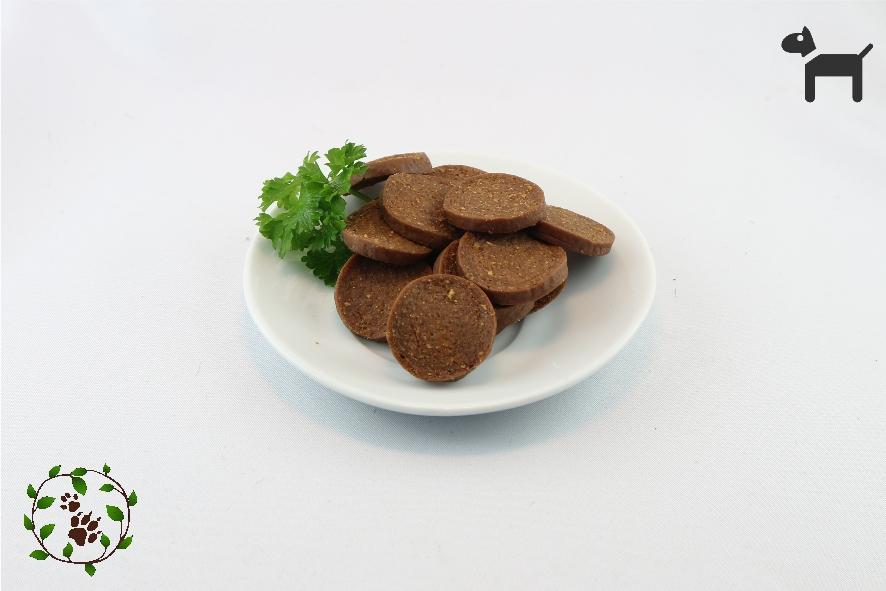 Bio Hendlchips - der Snack mit