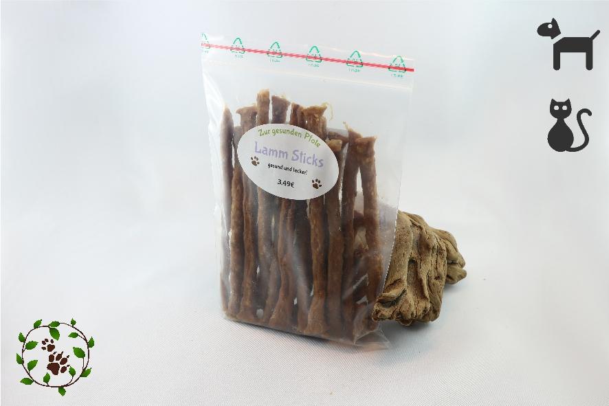 Sticks aus 100% Lammfleisch