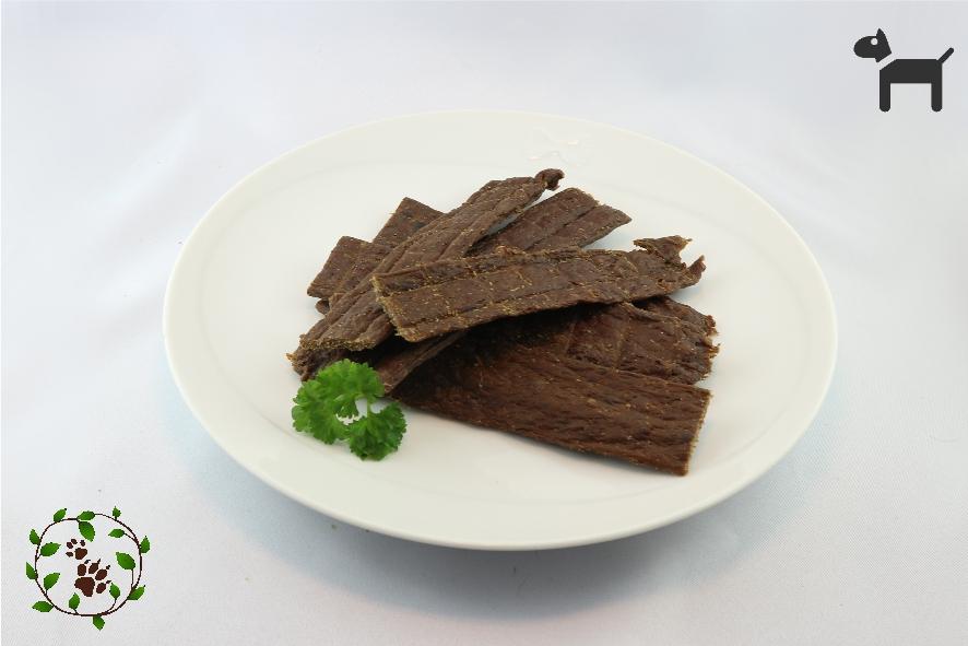 Rehfleisch - der besonders geschmackvolle Snack