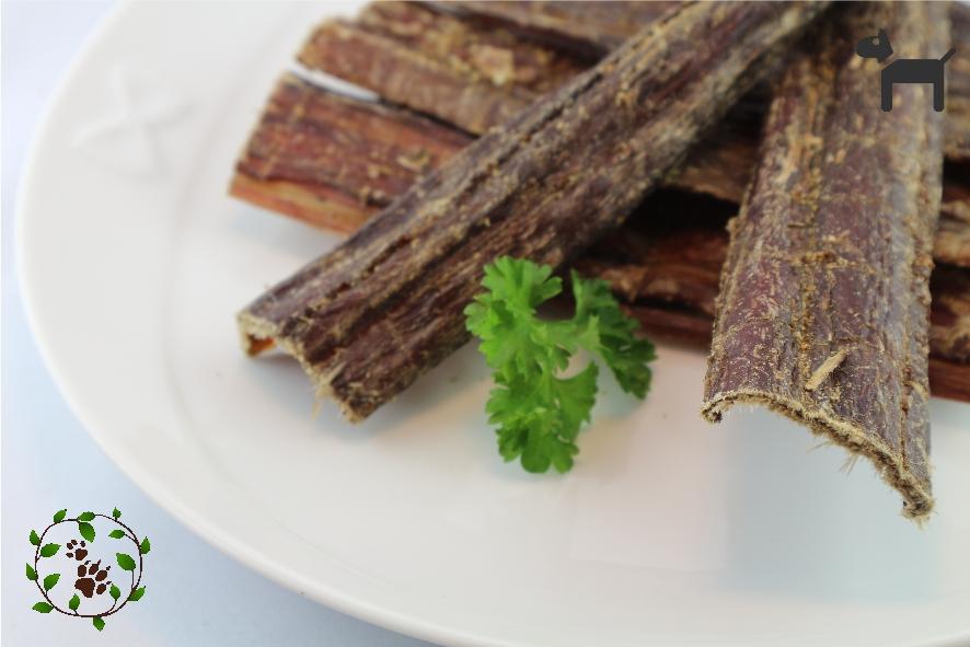 Rinderdörrfleisch - aus 100% luftgetrockneten Rinderfleisch