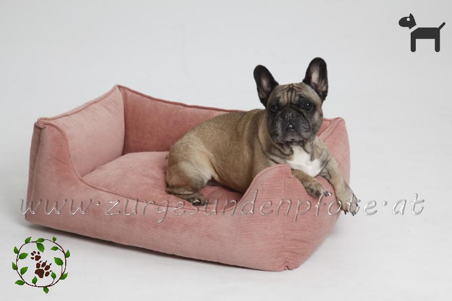 Chelsea Box Bed rosé
