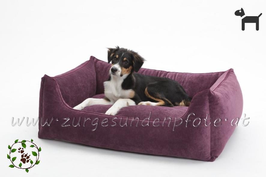 Mystic - Box Bed - violet