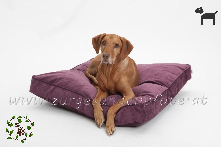 Mystic Hundekissen - violet