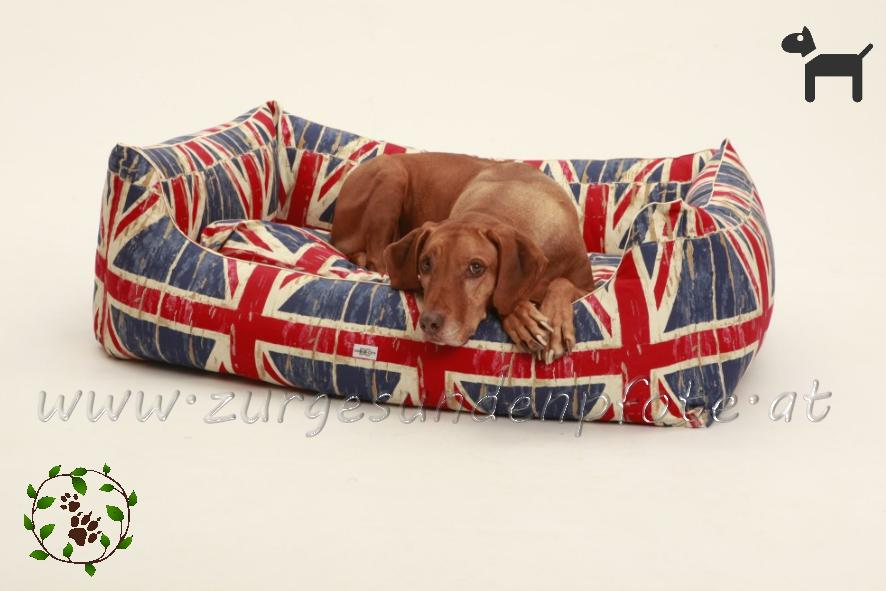 Union Jack - Bed Box