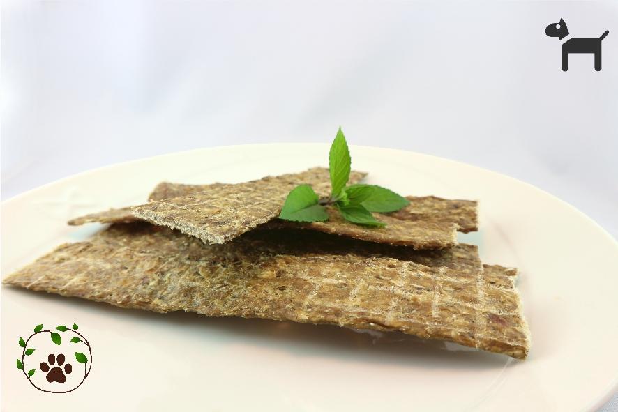 Surf & Turf Cracker - Der fettarme Kauspaß