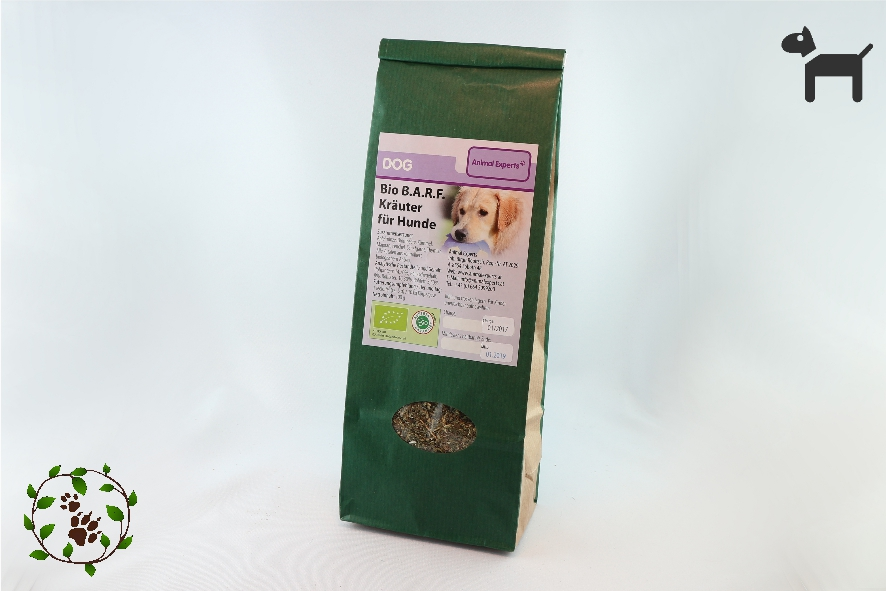B.A.R.F. Kräutermischung für - Hunde nach TEM