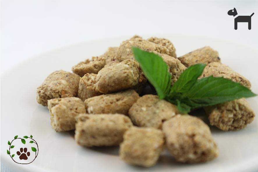 Hundesnack Veggie - Gemüse für Zwischendurch