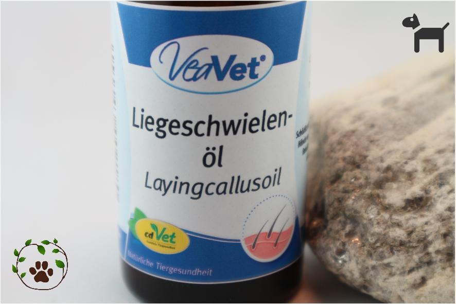 VeaVet Liegeschwielenöl für Hunde