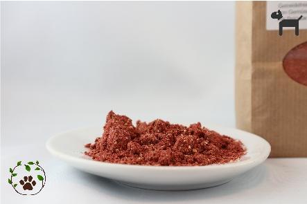 Waunam N°1 - Gemüse-Kräutermischung nach TCM - mit roten Beeten