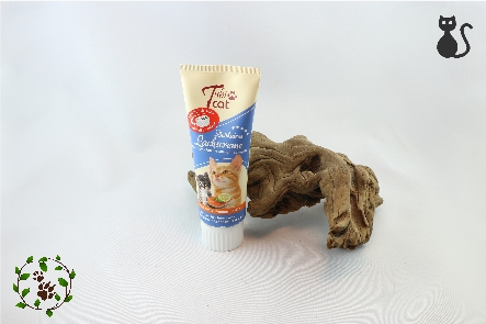 Tubi Cat Delikatess Lachscreme für Katzen