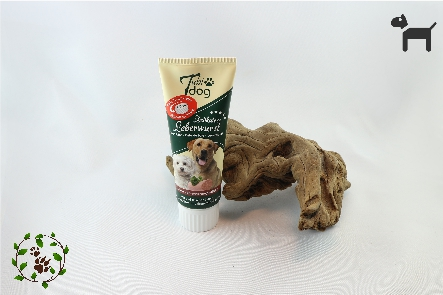 Tubi Dog Delikatess Leberwurst für Hunde