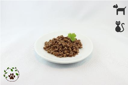 Bio Hendl Snack mini - gesundes kleine Nascherei für Katzen