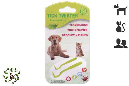 O´Toms - Zeckenhaken für Hunde und Katzen - sicher, einfach und schmerzlos